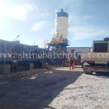 Factory making for 25 Concrete Batch Plant 25 Concrete Batching Plant Equipment supply to Turks and Caicos Islands Factory
