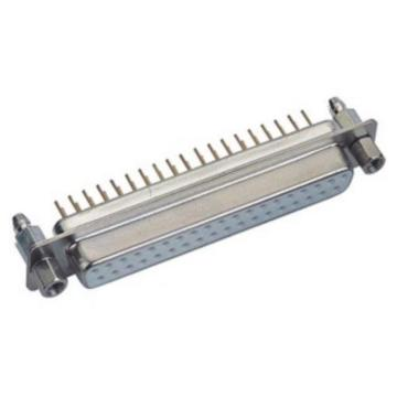 D-SUB Male Dual Row Crimp Type(stamped Pin)