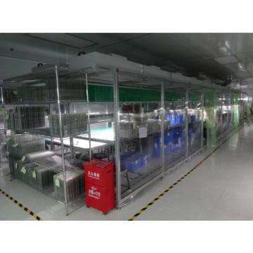 Modular Factory Dust Free Clean Room
