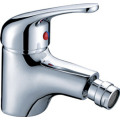 Public Wash Basin Conservative Chrome Faucets