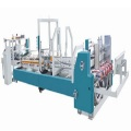 Full automatic folder gluer caron machine
