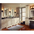 White Shaker Wood Kitchen Cabinet