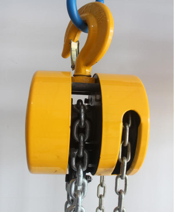 HSZ round type chain block