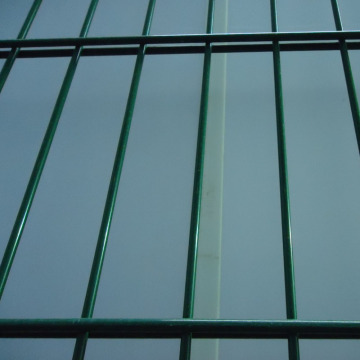 868 Double Wire 2D Panel Fence