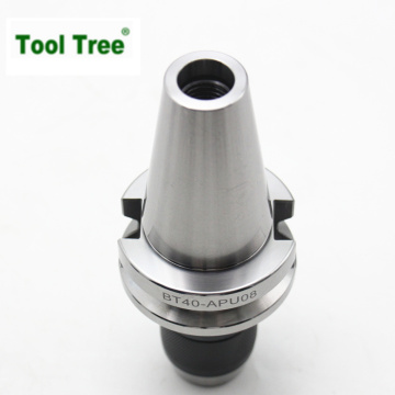 Tool+Steel+BT40-APU08+CNC+Intergrated+Drill+Chucks