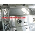 Continuous Horizontal Fluid Bed Dryer