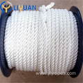 Wholesale colored polyester braided rope