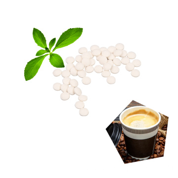 Healthy Food Stevia Tablets / Sweetener Sugar Tablets