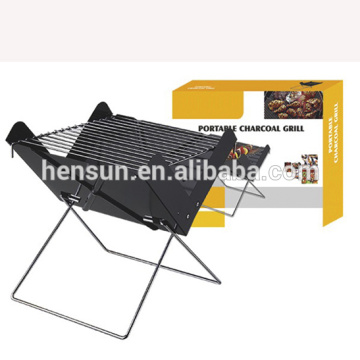 Galvanized Portable BBQ Charcoal Grill