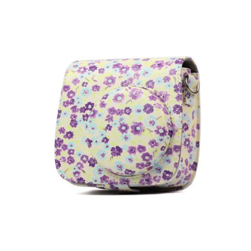 Cherry Blossoms Pattern Polaroid Camera Bag