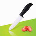 Black Handle Ceramic Knife 6 Inches Chef Knife