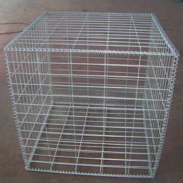 Durable Hot Dipped Galvanized Gabion Wire Mesh Box