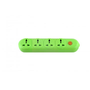 universal power strip with 4 outlet