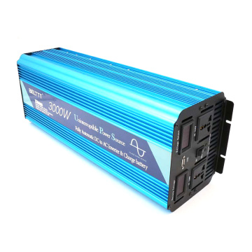 3000W Pure Sine Wave Inverter UPS
