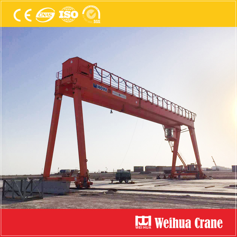 Gantry Crane For Stone Handling
