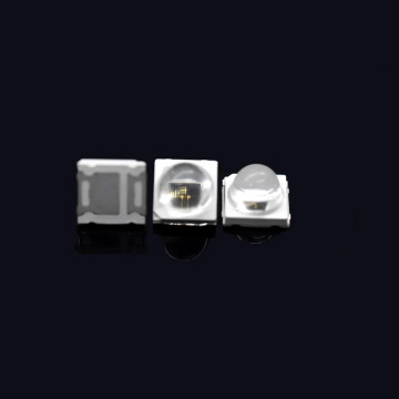 High Power 850nm SMD LED Clear Dome Lens