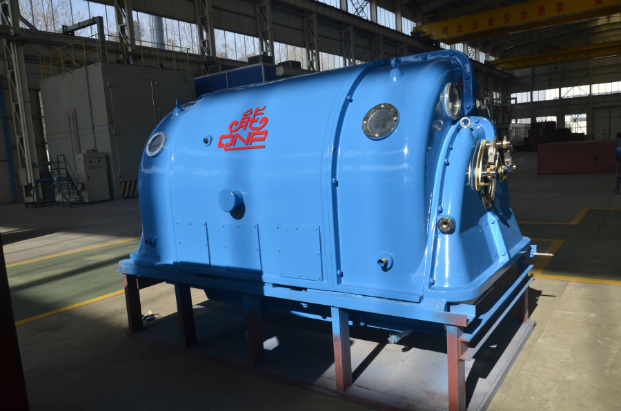 Steam Turbine Generator 8