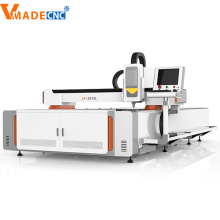 Metal Fiber Aluminum Laser Cutting Machine For Sale