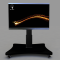 70 Inches Touch Panel With Automatic Stand