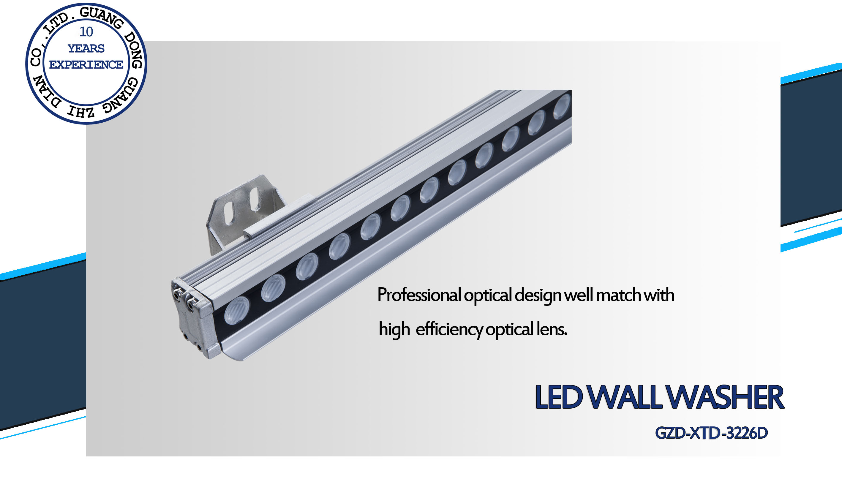IP65 LED linear light