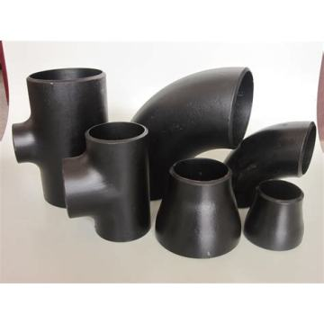 ANSI B16.9 Sch40 A234 Wpb Butt Weld Pipe Fitting Carbon Steel Elbow