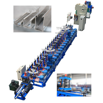 PV Support Bracket Roll Forming line