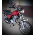GN125 Gas Motorcycle GS125 Engine