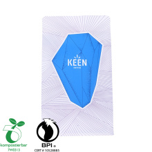 Inventory Foil Lined Flat Bottom Plastic Compostable Factory