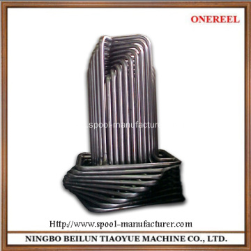 steel wire cable coiler