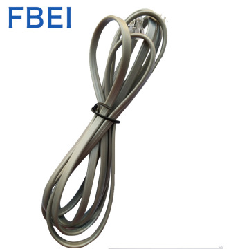 6P4C telephone cords RJ11 telephone flat cable