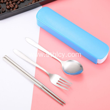Stainless Steel Household Portable Cutlery Set