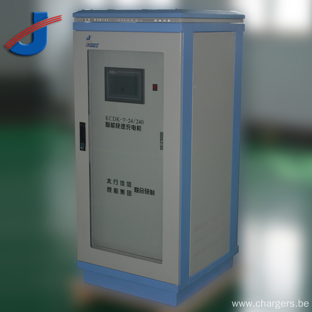 Silicon Controlled Rectifier Technology Battery Charger