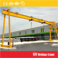 Gantry Crane With Cantilever