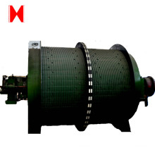 Multi-rope Friction Mine Hoist