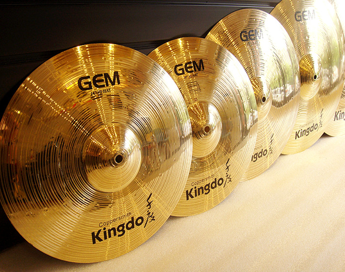 Brass Polishing Cymbals