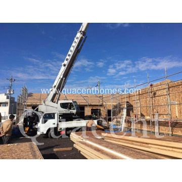 Fast Assembly Prefabricated House