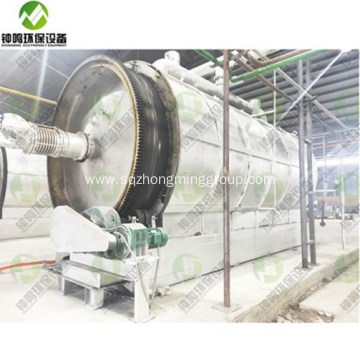 Waste Engine Oil Distillation Plant for Sale