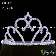 Small Size Cheap Crystal Pageant Crown