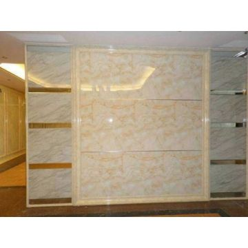 high gloss uv kitchen cabinet panel