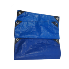 80gsm Blue color with UV protected PE tarpaulin