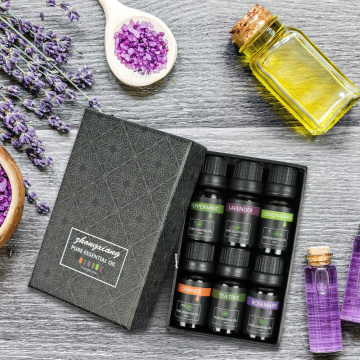 bracelet essential oil blend set