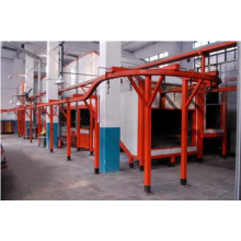 Factory directly sale for Paint Coating Line powder coating production line export to Ecuador Suppliers