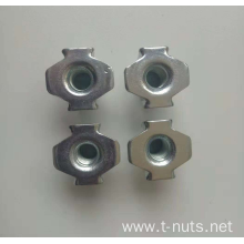 NHF Zinc Plated Furniture Tee Nuts