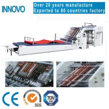 Hih speed Sheet to Sheet flute litho Laminator