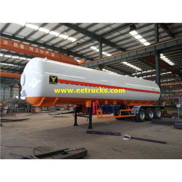 48cbm 25ton NH3 Transportation Semi Trailers