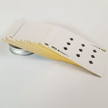Playing Cards Printing with Gold Foil Side