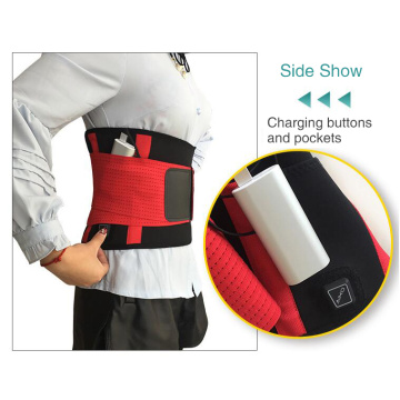 Heated waists / waist protector for outdoor sports