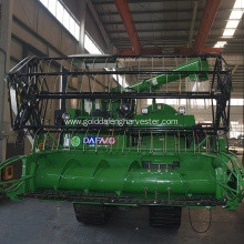 Factory Price for Self-Propelled Rice Harvester Good functions rice combine harvester for sale philippines export to Uganda Factories