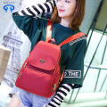 Nylon backpack daily package travel package