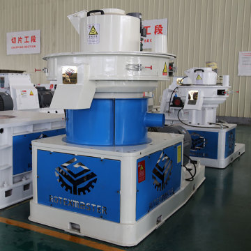 Simple Operation Biomass Pellet Mill